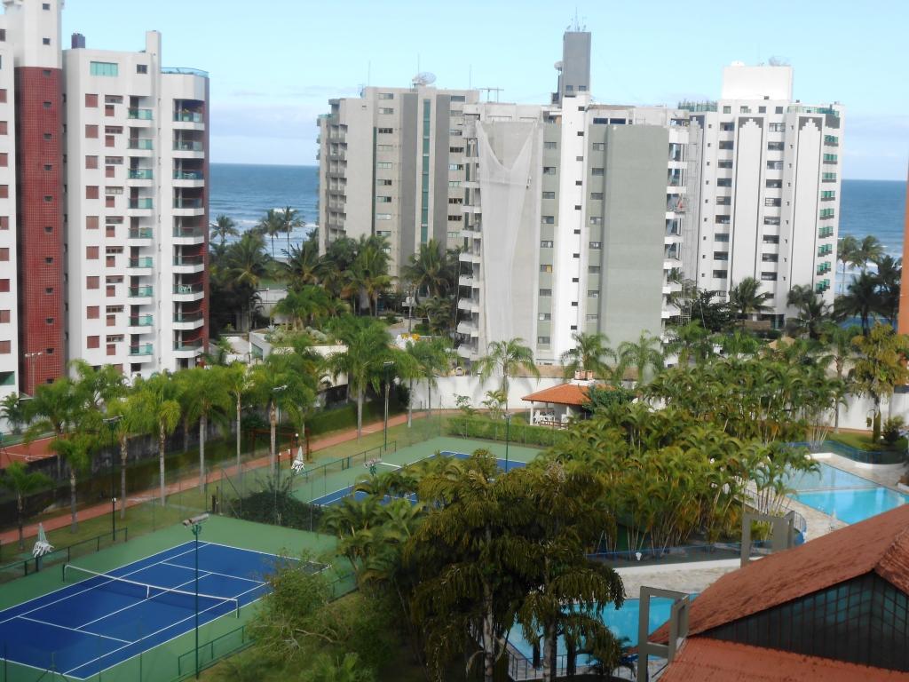 Ocean Park - 02 dormitórios - ar condicionado - bem decorado