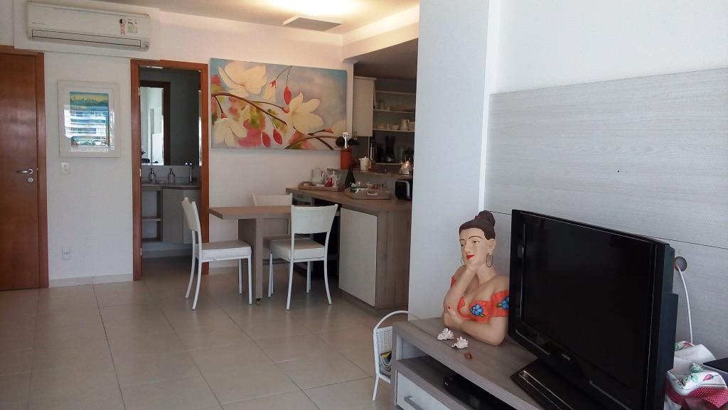Lindo apartamento com club compartilhado