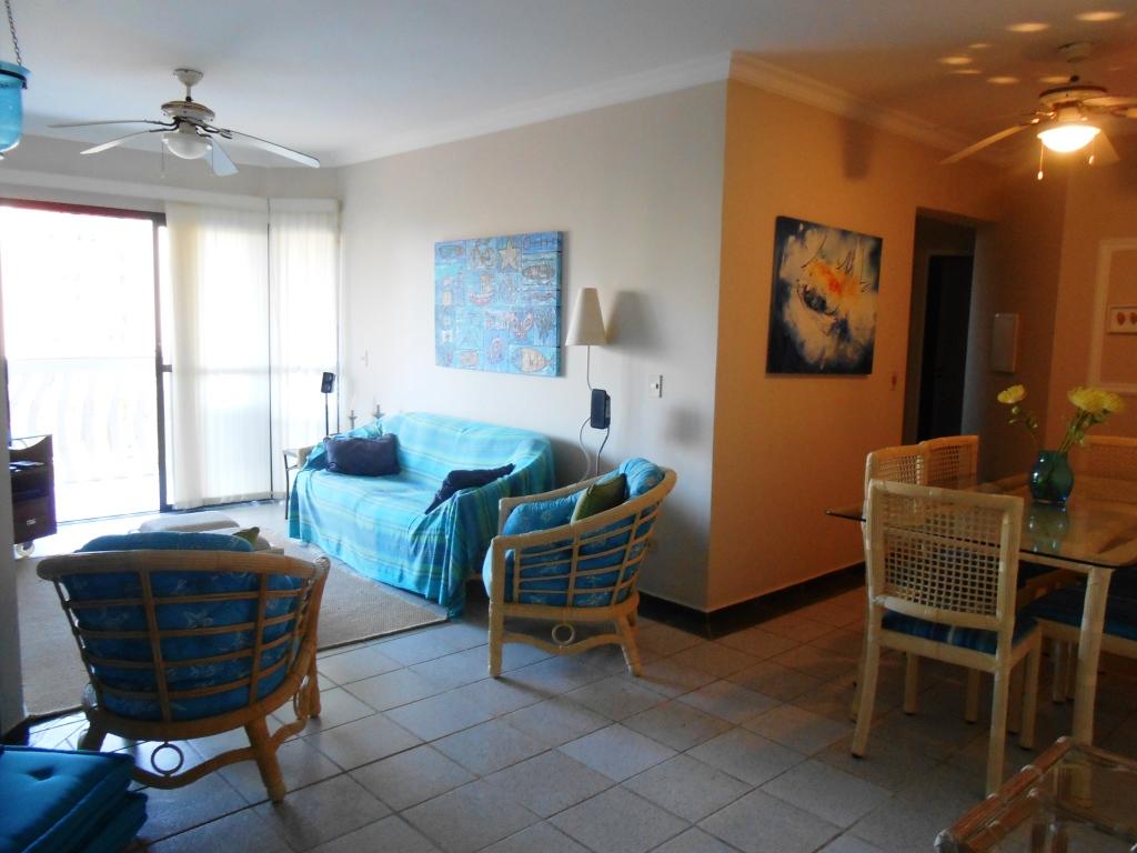 Ocean Park - 02 dormitórios - Vista para o mar